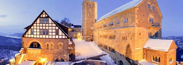 Eisenach Kurzurlaub: 1 Nacht im 4*Hotel mit Frühstück für 24,50€ p.P. – mehrere Nächte buchbar!
