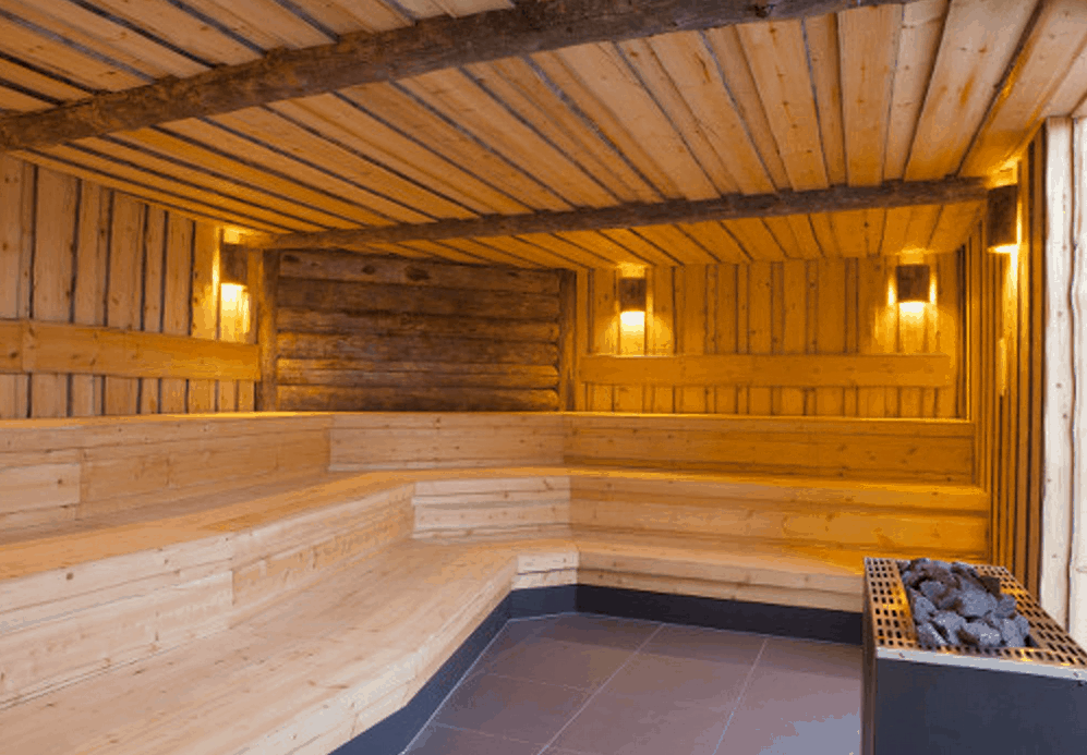 City Resort Hotel Helmond Sauna