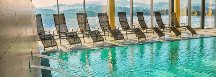 Bayerischer Wald (Vital-Auszeit): 2-7 Nächte im 4*Hotel mit Halbpension & Wellness im März ab 159€ p.P.