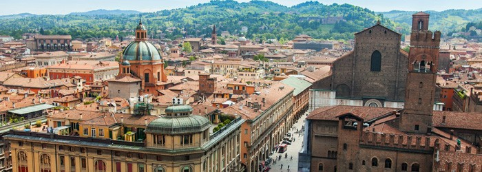 Bologna Städtereise