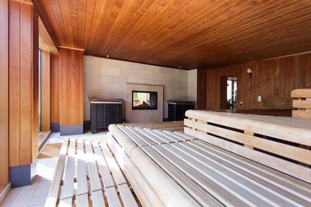 Ostseeheilbad Zingst Sauna