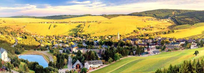 Oberwiesenthal Aktivurlaub: 1 Nacht im 4*Hotel mit Vital-Frühstück & Wellness für 23€ p.P. – mehrere Nächte buchbar!