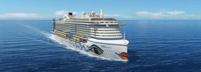 Kurzreise auf der AIDAprima: 5 Tage am Schiff mit Vollpension und viel Programm ab 499€