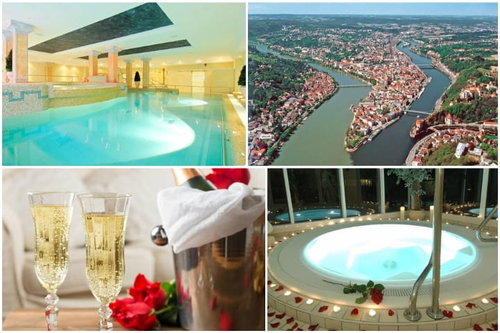 Bad Füssing Wellnessurlaub Collage
