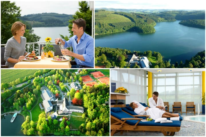 Hennesee Hotel Collage