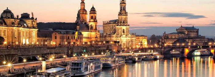 Dresden Citytrip: 2-4 Nächte im 4*Hotel mit Frühstück von April – August ab 69€ pro Person