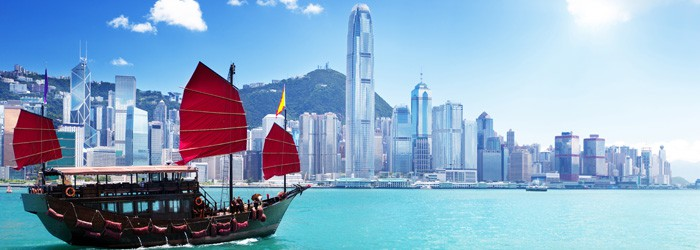 Hong Kong Urlaub