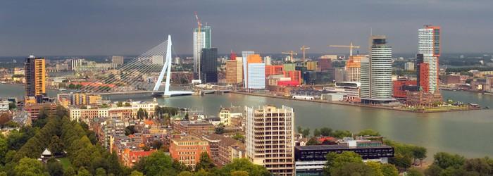 Rotterdam: 2-4 Nächte im 4*Hotel mit Frühstück von April – Dezember ab 69€ pro Person