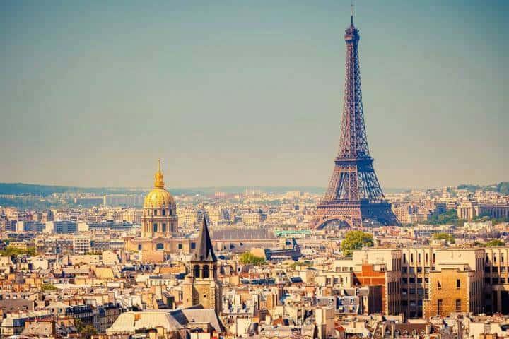 Kurztrip Paris - Eiffelturm