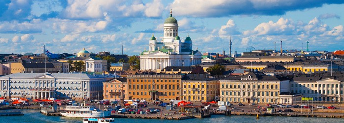 Helsinki Urlaub