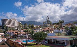 Puerto de La Cruz Urlaub Hotelanlage