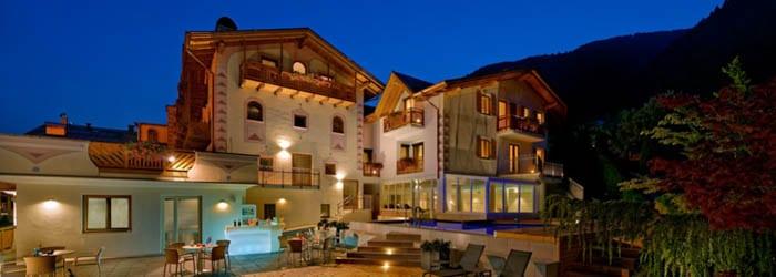 Trentino Urlaub – Palace Hotel Ravelli