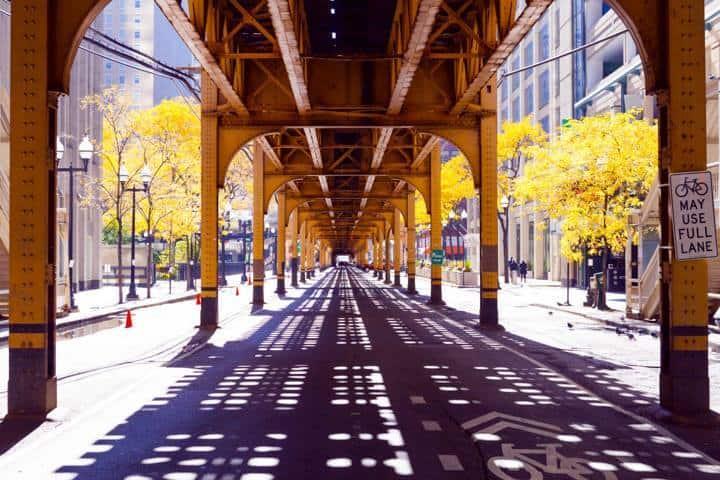 Chicago Städtetrip
