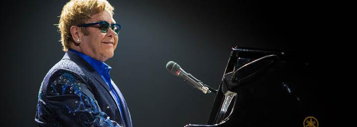 Elton John Konzert in Bremen