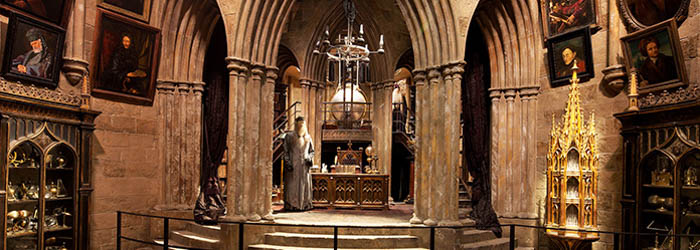 The Making of Harry Potter Tour London