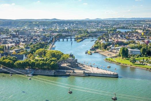 Rhein Mosel Kreuzfahrt