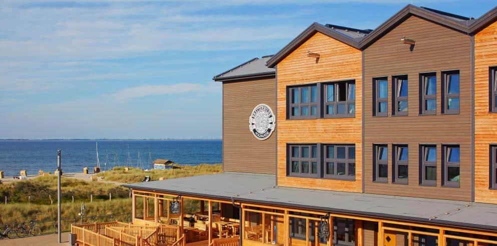 Ostseeküste Urlaub Hotel