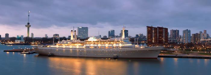 Hotelschiff SS Rotterdam