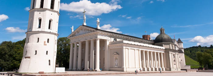Vilnius Städtetrip