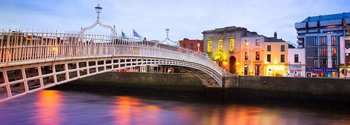 Städtereise Dublin