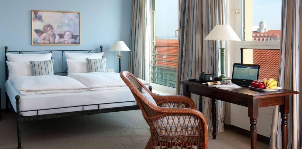 Dresden Hotel Zimmer