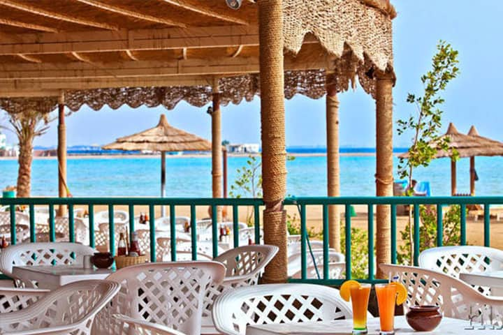 Hurghada Titanic Beach Spa Restaurant