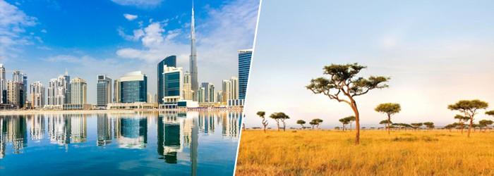 Rundreise Südafrika und Dubai