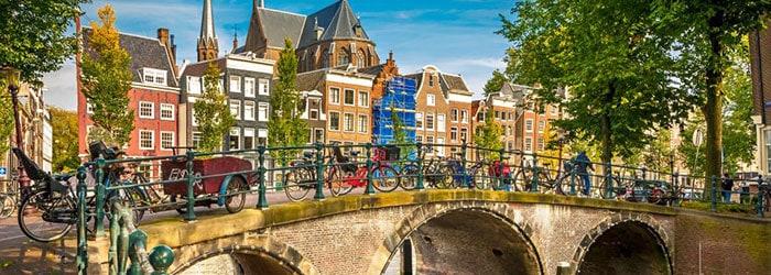 Städtereise Amsterdam – Hotelgutschein