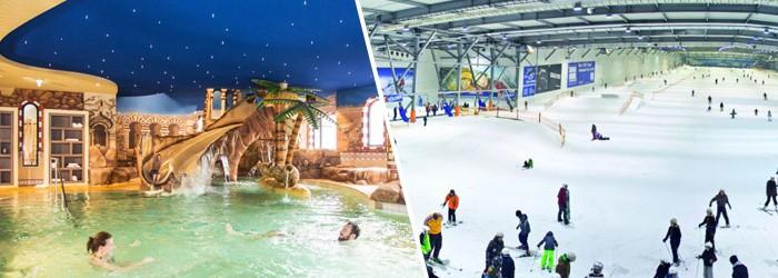 Heide Park + Snowdome