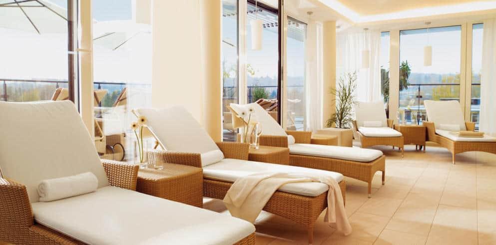 Hotel Vier Jahreszeiten Starnberg Sauna