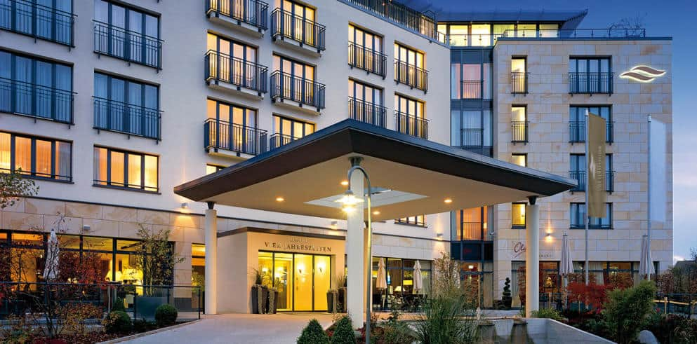 Hotel Vier Jahreszeiten Starnberg Aussen
