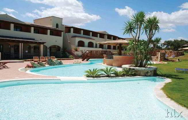 Hotel Speraesole Sardinien