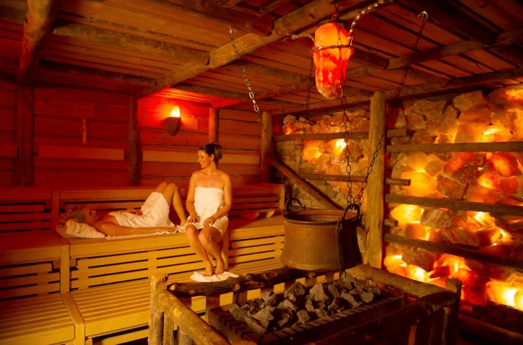 Gruga Therme Sauna