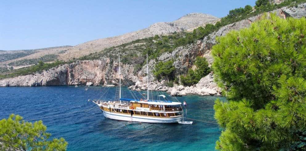 Blaue Reise Kroatien