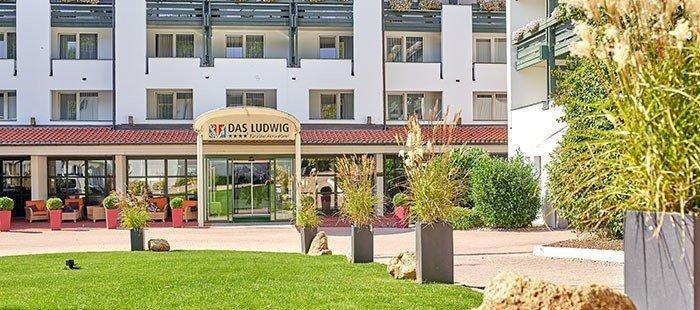 Bad Griesbach Hotel Das Ludwig