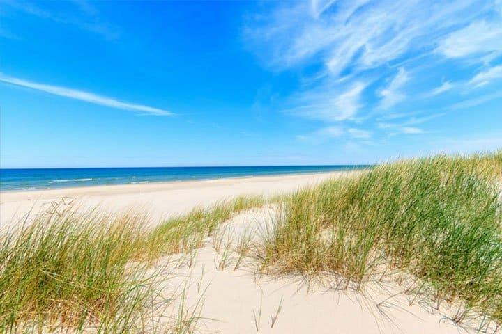 Luxus polnische Ostsee Strand