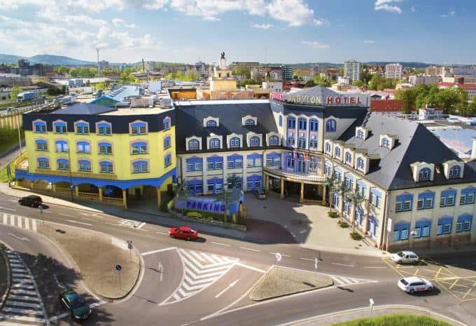 Aquapark Tschechien