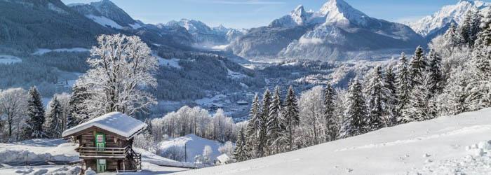Skiurlaub Bayern
