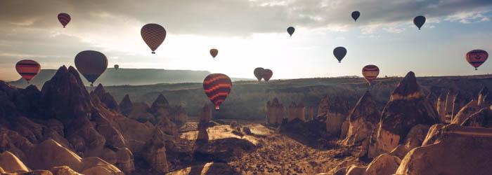 Reisen in die Türkei