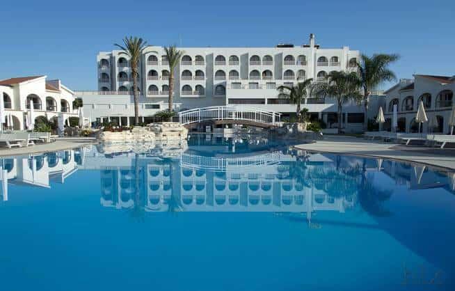 Princess Beach Zypern 7 N 228 Chte Im 4 All Inklusive Hotel