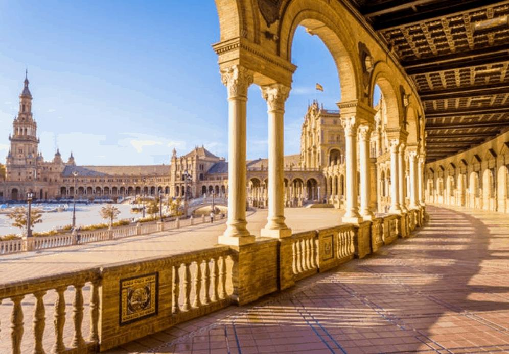 Sevilla Urlaub