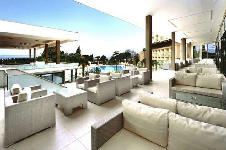 Porec Hotel Kroatien