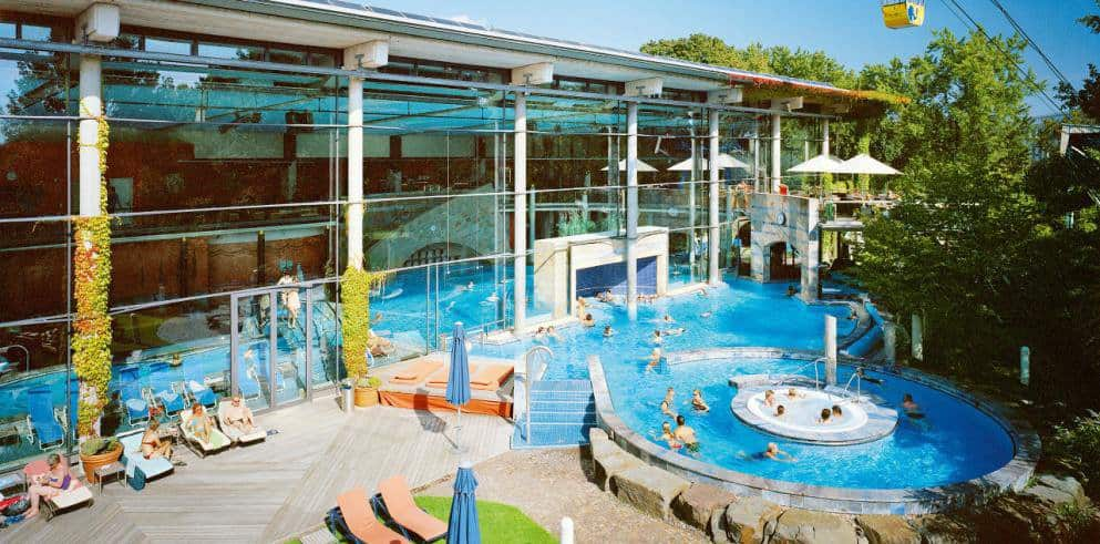 Claudius therme k ln 1 nacht im 4 hotel therme ab 59 for Design wellnesshotel nrw