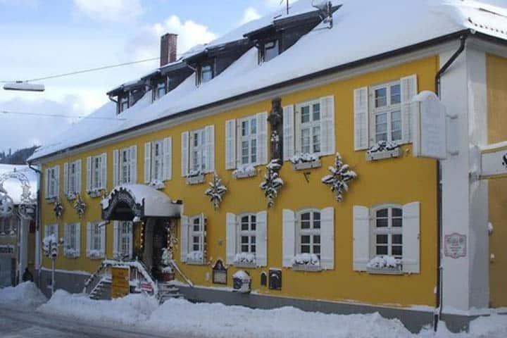 Skiurlaub im Allgäu Hotel