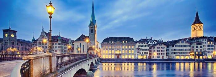 Städtereise Zürich