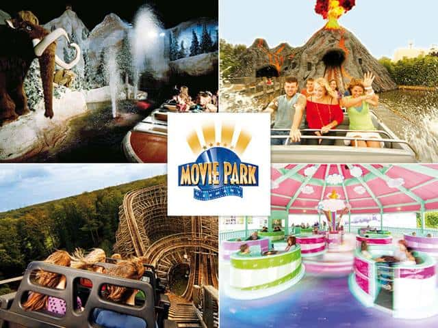 Movie Park Gutschein