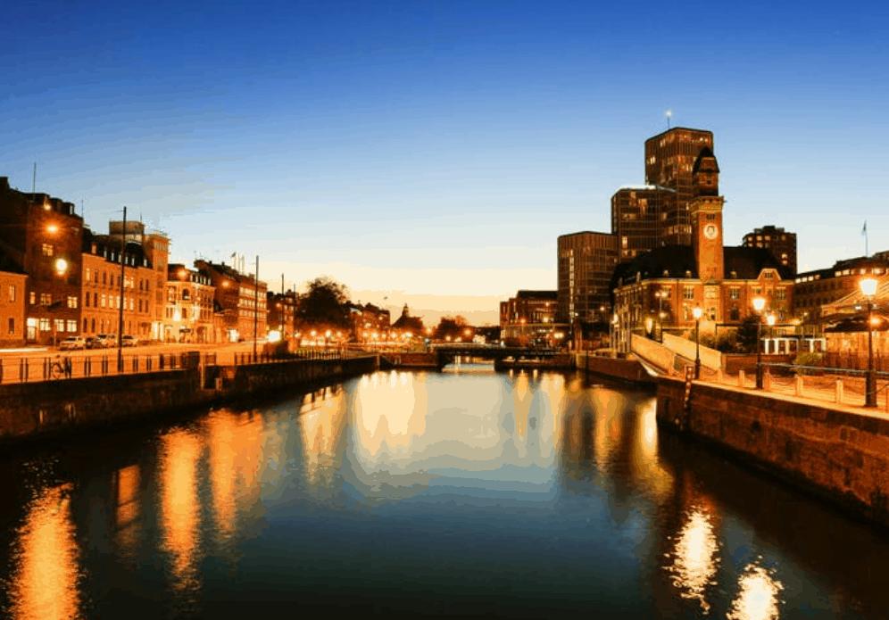 Städtereise Malmö