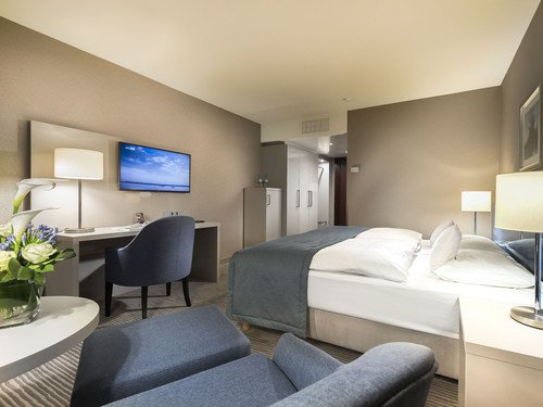 Bonn Hotel Zimmer