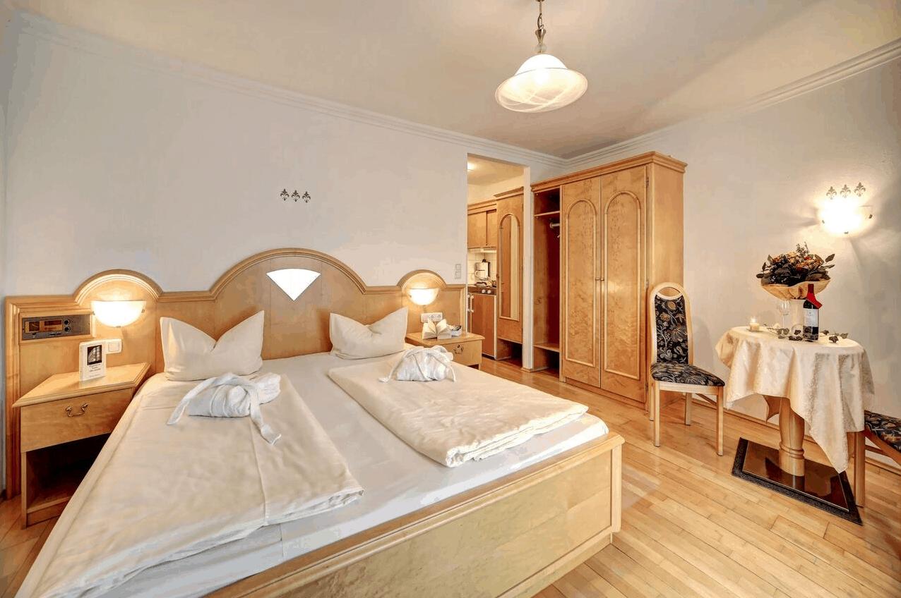 Villa Gutshof Zimmer