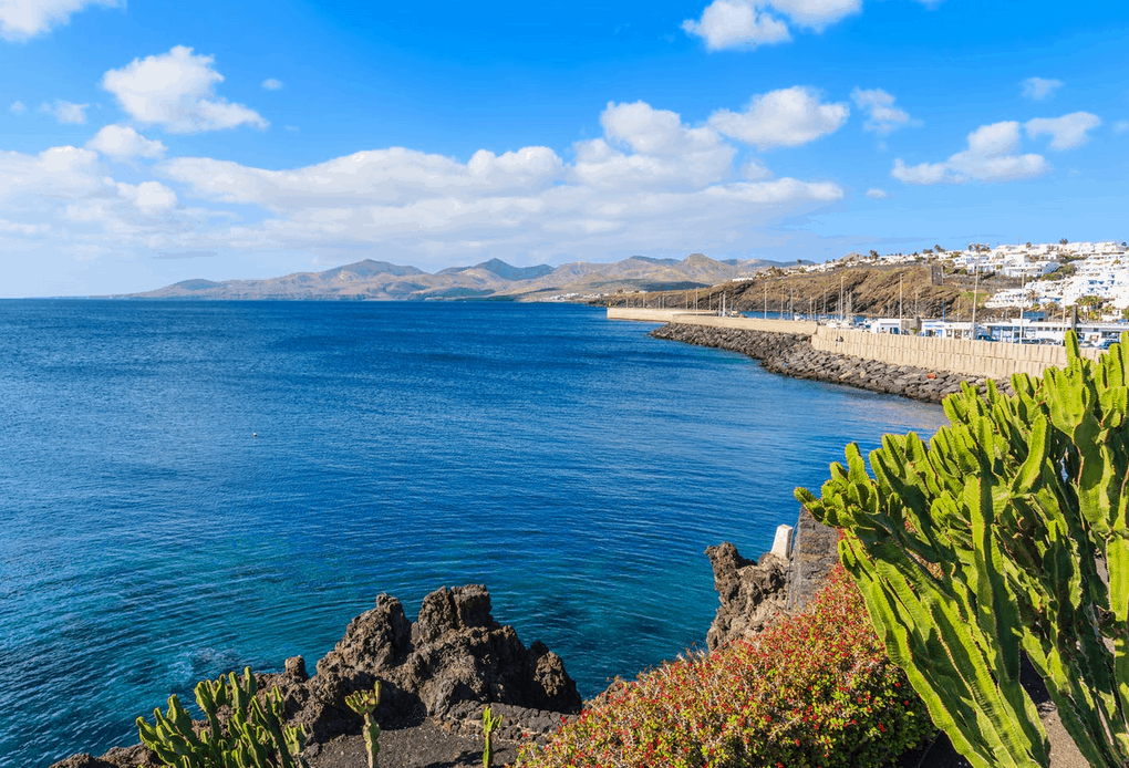 Lanzarote Urlaub Hotelstrand